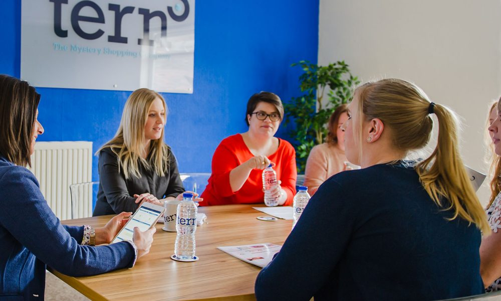 Tern - meet our team of Mystery Shopping Experts