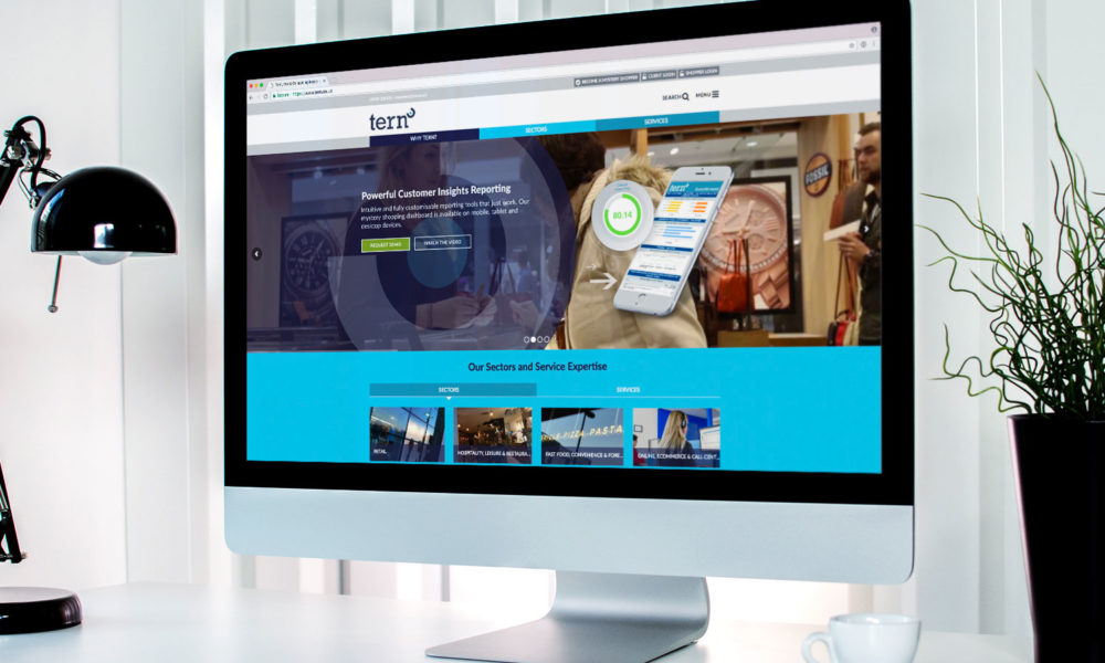 New website launched for Tern